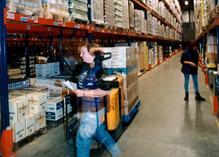 Logistica Almacenes Control GS1 Mexico
