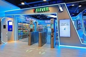 7 Eleven Taiwan X-Store Tienda inteligente Sin Personal Retail GS1 México 02