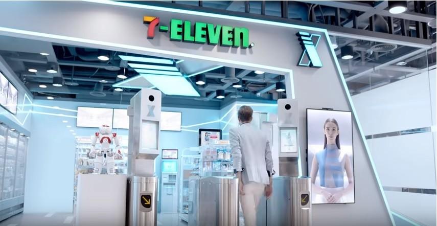 7 Eleven Taiwan X-Store Tienda inteligente Sin Personal Retail GS1 México Portada