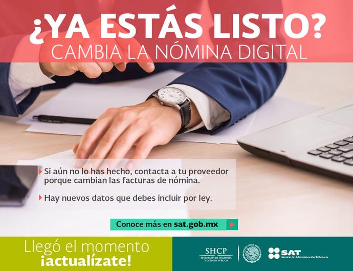 Banner SAT Nomina Digital Abril 2017 GS1 Mexico.jpg