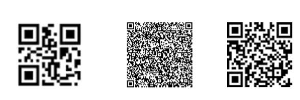 Código de barras bidimensionales