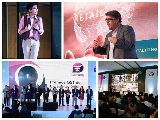 Galería fotográfica Foro de Colaboración Industria Comercio 2018 GS1 México